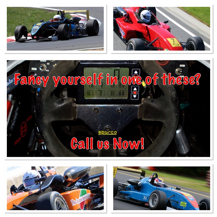 Fancy driving on of the R-Tek cars in 2016? Call us Now!
